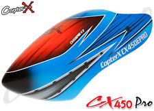 CopterX Spare Part CX450PRO-07-08 Fiberglass Canopy V3.5 450 PRO