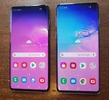Samsung Galaxy S10 SM-G973U G973U1 (Unlocked/Verizon) 128GB 512GB - EXCELLENT