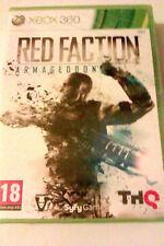 """JEU XBOX 360 """"Red Faction Armageddon"""" (Un Seul But: Survivre)  NEUF SOUS BLISTER"""
