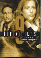Inkworks The X Files Season 9 Complete 90 Card Base Set