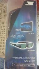 Sony Bravia 3D Glasses TDG-BR100 - Authentic Brand New