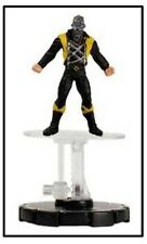 Marvel Heroclix Ultimates Magneto #200 Limited Edition Gold Ring New