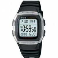 Casio W96H-1AVEF Digital Watch with Extended Battery Life Timer Brand New