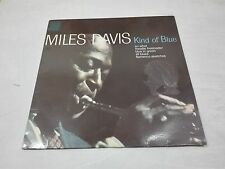 MILES DAVIS-KIND OF BLUE- CBS VINYL LP