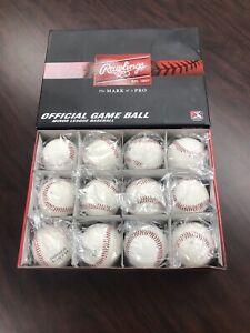 Rawlings Minor League baseballs! Brand new- One dozen