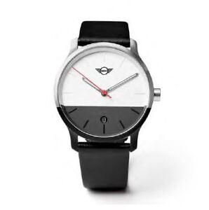 MINI BMW Colour Block Watch White/Black (RRP £90) 80262460917