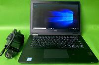 DELL Latitude E7270 i7 2,60GHz 256GB SSD 8GB Win10pro Fingerprint *QWERTY*