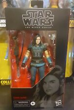 Gina Carano/Cara Dune Star Wars Black Series great face sculpt discontinued MINT