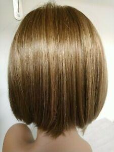 SCORPIO wig by Rene of Paris. Honey wheat color.