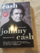 Cash : The Autobiography by Patrick Carr and Johnny Cash (1998, Paperback)
