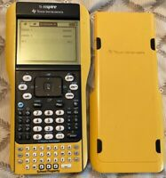 Texas Instruments TI-Nspire Graphing Calculator - Tested TI nSpire Yellow School