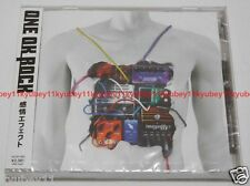 New ONE OK ROCK Kanjo Kanjou Effect CD Japan F/S AZCB-1001 4562256120056
