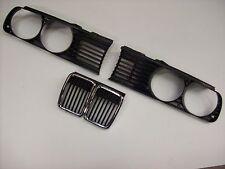 Calandre Radiateur Grille rénale 3tlg. BMW 300 Série e30 3er Bj. 85-93 Cabrio
