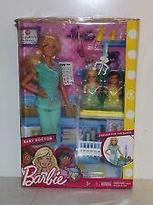 Mattel DVG10 Barbie Baby Doctor Playset