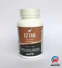 EZ TAN NATURAL BRONZING SUNLESS TANNING SUPPLEMENTS ACCELERATOR PILLS / TABLETS