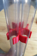 Lee reloading press - Case and Bullet feeder clamp 1 set of 2ea *Upgrade*