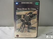 High Road to China VHS (Clamshell) Tom Selleck, Bess Armstong, Jack Weston