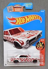 2016 Hot Wheels 99/250 '65 Pontiac GTO - F/G/H/J Case