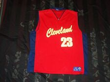 CLEVELAND #23 ALL NATIONS ARE ONE AUTHENTIC  GAMEWEAR LTD ED. JERSEY SZ 58/3XL
