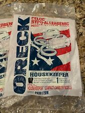 Genuine Oreck XL Buster B Canister 10 Vacuum Bags PKBB12DW Housekeeper 18 Bags