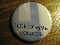 Christian Dior Homme Pin - RePurposed Cologne Logo Advertisement Lapel Button