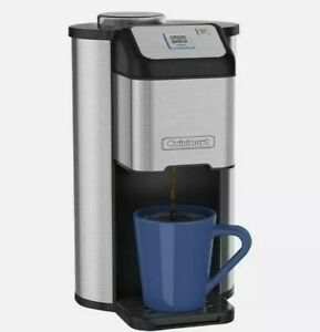 Cuisinart DGB 1 single cup grind and brew  coffee maker.