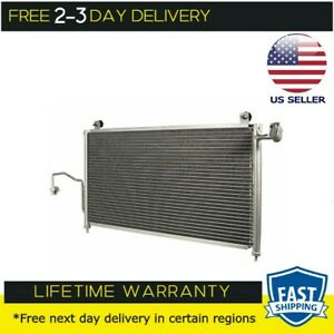 New Condenser 3117 For Mazda Protege 1999-2003 1.6 1.8 2.0 L4