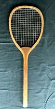 Antique Racket A&S VANTAGE c1890
