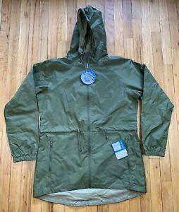 Columbia Omni Tech GRT Waterproof Breathable Full Zip Jacket Size Large