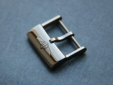 20mm BREITLING STAINLESS STEEL TANG WATCH STRAP PIN BUCKLE