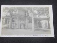 c1900 RPPC Postcard Otto Residence 205 Washington Street Marietta Ohio
