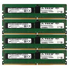 PC4-17000 Micron 32GB Kit 4x 8GB Dell PowerEdge R730xd R730 R630 T630 Memory RAM