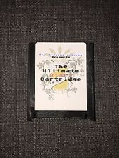 Atari 400/800/XL/XE Ultimate Cartridge SD card for loading ROM/CAR/XEX