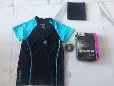 SKINS Sport Shirt Laufshirt, Fitnessshirt, Sportunterwäsche,  Top, Gr: L, Neu