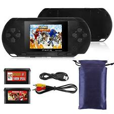 16 Bit Handheld Retro 2.8 Inch LCD Video Game Console PXP3 Built In Games US