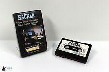 * Atari 800, XE XL, 130 XE-hacker-IN BOX OVP *