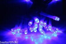 40 LED INTERIOR funciona con pilas Cuerda Cadena de Luces Navidad Fiesta 4m