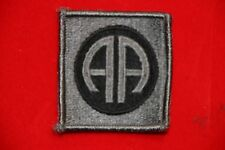 GENUINE US ARMY ISSUE CLOTH ACU 82ND AIRBORNE PATCH ORIGINAL NOT CHINESE COPY