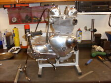 motor cycle triumph 350-500- unit engine work stand 3ta-5ta-t100-t90-daytona et