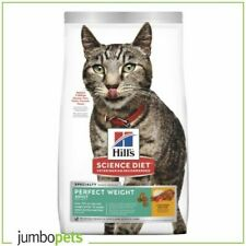 Hills Science Diet Adult Cat Perfect Weight Dry Food 1.3kg