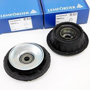 2x Lemförder Set Upper Strut Mount For VW Golf 3 Passat Vento 10240