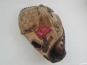 "RAWLINGS Dave Concepcion Fastback Baseball Glove 11"" PG22 Basket Web RHT Thrower"