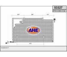 Kondensator Klimaanlage Klimakühler AUDI 100 III AHE  53327