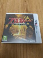 The Legend Of Zelda A Link Between Worlds Nintendo 3DS Brand New Sealed Free P&P