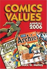 Comics Values Annual: The Comic Book Price Guide-ExLibrary