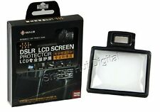 GGS III tempering glass camera larmor LCD Screen Protector for Nikon D3/D3X