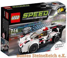 LEGO® Speed Champions: 75872 Audi R18 e-tron quattro ! NEU & OVP & 0.-€ Versand