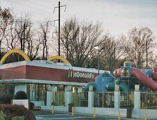 LANHAM MD Annapolis Road McDonalds PHOTO CARD