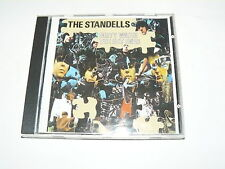 """THE STANDELLS """"DIRTY WATER THE HOT ONES"""" CD EVA 1990"""