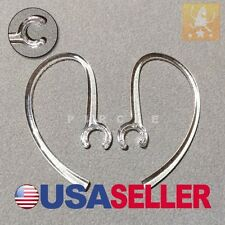 2X Strong Earhooks For Motorola Hk250 Bluetooth Headset Ear Hooks Loops Clips